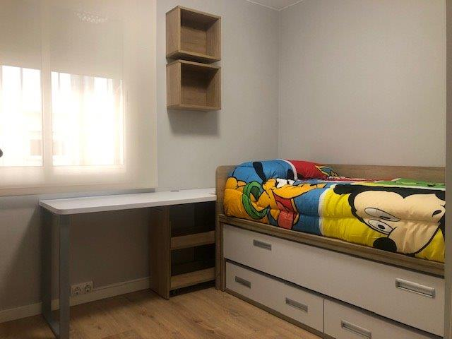 Dormitori Juvenil en Roure Nebraska i Blanc