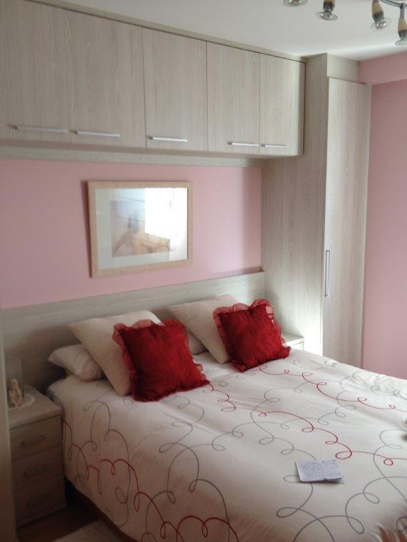 Dormitori acabat en laminat Freixa Taiga